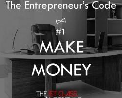 The Entrepreneur's Code #1
