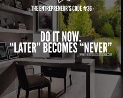 The Entrepreneur's Code #36