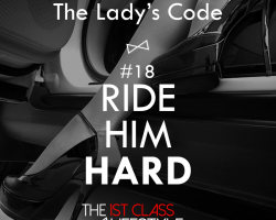 The Lady's Code #18