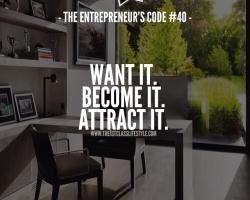 The Entrepreneur's Code #40