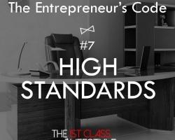 The Entrepreneur's Code #7