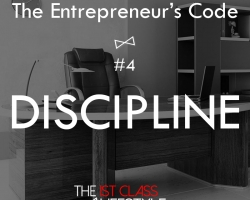 The Entrepreneur's Code #4