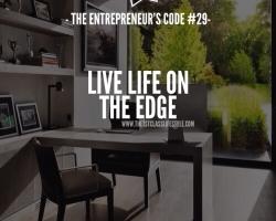 The Entrepreneur's Code #29
