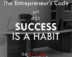 The Entrepreneur's Code #21