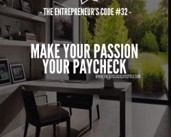 The Entrepreneur's Code #32