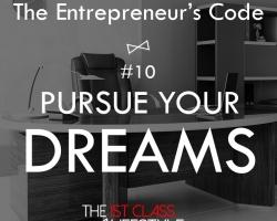 The Entrepreneur's Code #10