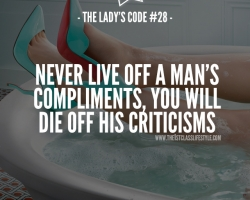 The Lady's Code #28