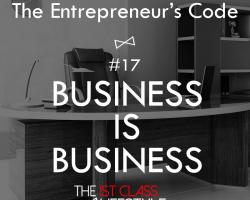 The Entrepreneur's Code #17