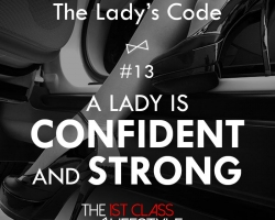 The Lady's Code #13