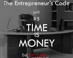The Entrepreneur's Code #5