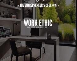 The Entrepreneur's Code #41