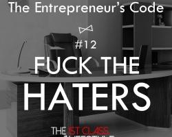 The Entrepreneur's Code #12