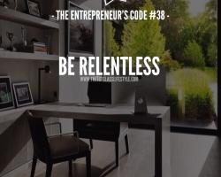 The Entrepreneur's Code #38