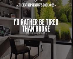 The Entrepreneur's Code #39