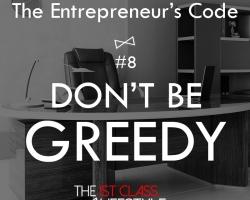 The Entrepreneur's Code #8