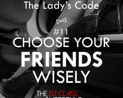 The Lady's Code #11