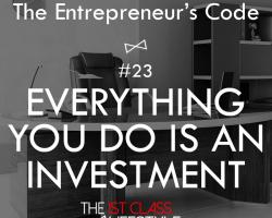 The Entrepreneur's Code #23