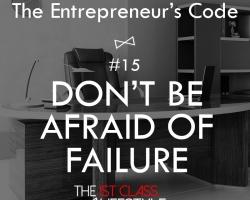 The Entrepreneur's Code #15