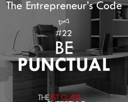 The Entrepreneur's Code #22