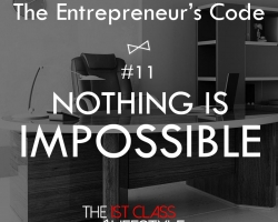 The Entrepreneur's Code #11