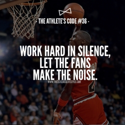The Athlete's Code #36