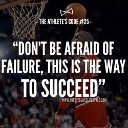 The Athlete's Code #25