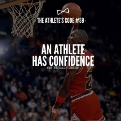 The Athlete's Code #39