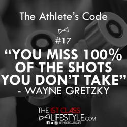 The Athlete's Code #17