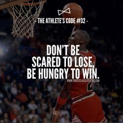 The Athlete's Code #32
