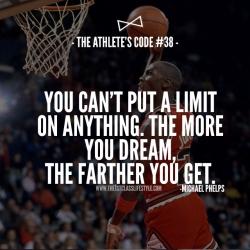 The Athlete's Code #38