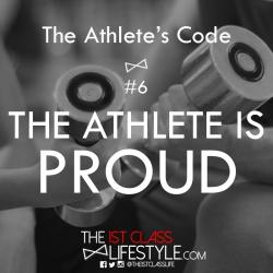 The Athlete's Code #6