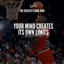 The Athlete's Code #40