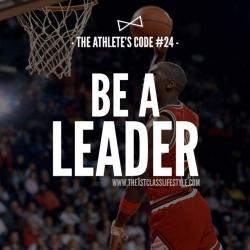 The Athlete's Code #24