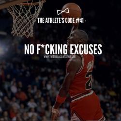 The Athlete's Code #41