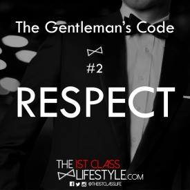 The Gentleman's Code #2
