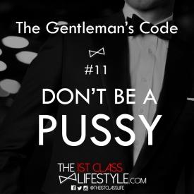 The Gentleman's Code #11