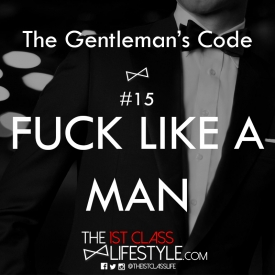 The Gentleman's Code #15
