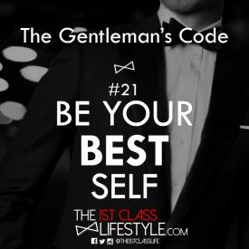 The Gentleman's Code #21