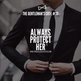 The Gentleman's Code #30