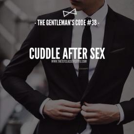 The Gentleman's Code #38