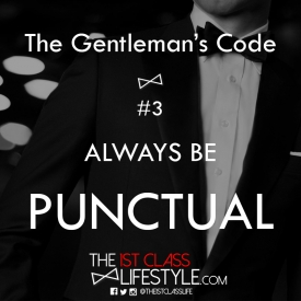 The Gentleman's Code #3