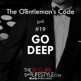 The Gentleman's Code #19