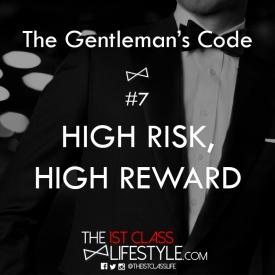 The Gentleman's Code #7
