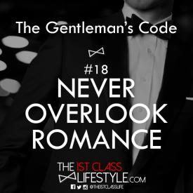 The Gentleman's Code #18