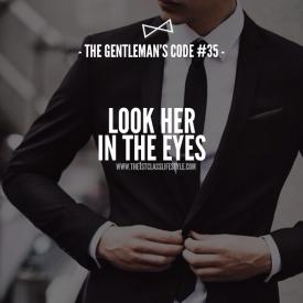 The Gentleman's Code #35