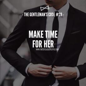 The Gentleman's Code #28