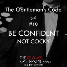 The Gentleman's Code #10