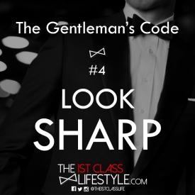 The Gentleman's Code #4